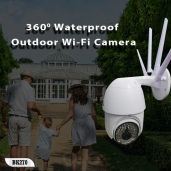 http://www.priyomarket.com/360° Waterproof Outdoor Wifi Camera With Led Light