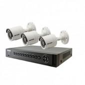 http://www.priyomarket.com/Hikvision CCTV Camera Package 3 Pcs - White