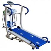 http://www.priyomarket.com/6 In 1 Manual Treadmill